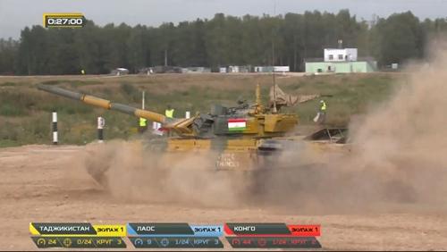 TƯỜNG THUẬT TRỰC TIẾP: Bán kết xe tăng 3 đội Lào, Tajikistan và Congo: VIỆT NAM CHÍNH THỨC VÀO CHUNG KẾT!