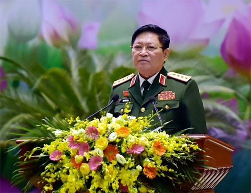 Đại tướng Ngô Xuân Lịch gửi thư biểu dương Đoàn QĐND Việt Nam tham gia Army Games 2020