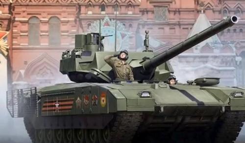 Uralvagonzavod giải mã các thông tin liên quan tới xe tăng T-14 Armata