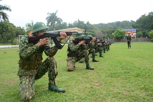 Bài 2: Bảo đảm hiệu quả, thực chất trong huấn luyện và đào tạo