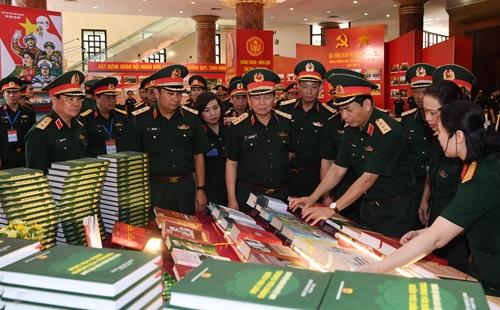 Đại tướng Ngô Xuân Lịch kiểm tra công tác chuẩn bị Đại hội đại biểu Đảng bộ Quân đội lần thứ XI