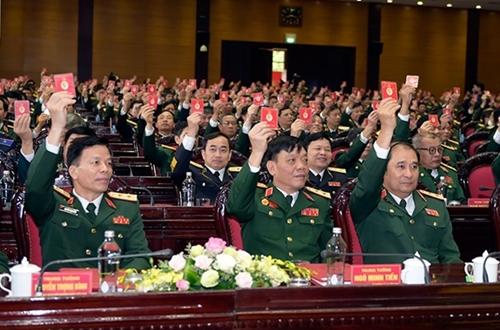 Thư của Đại hội đại biểu Đảng bộ Quân đội lần thứ XI, nhiệm kỳ 2020-2025