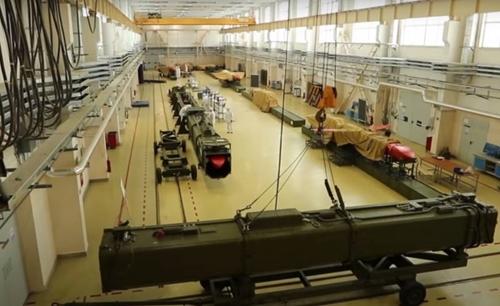 Sức mạnh của tên lửa hành trình chạy bằng động cơ hạt nhân Burevestnik