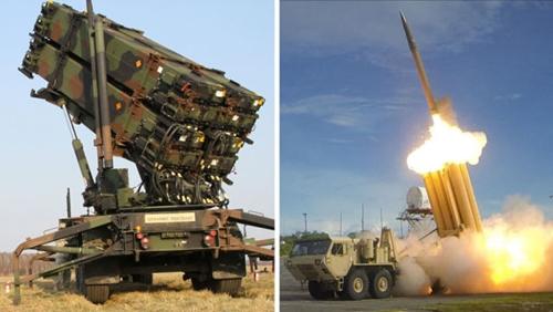 Mỹ tăng cường khả năng phòng thủ tên lửa cấp chiến thuật