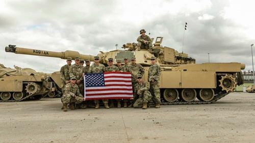 """Cái giá để có """"ô bảo vệ"""" quân sự của Mỹ"""