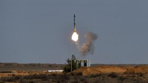 S-500 Prometheus – Bước tiến mới của vũ khí phòng không Nga