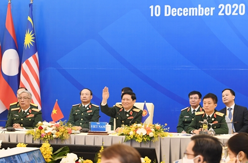 Khai mạc Hội nghị Bộ trưởng Quốc phòng các nước ASEAN mở rộng lần thứ 7