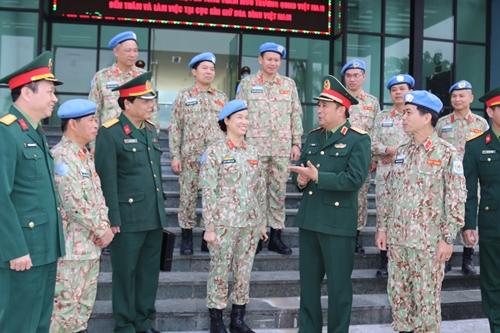 Liên hợp quốc đề nghị Việt Nam hỗ trợ xây dựng trung tâm xét nghiệm Covid-19 tại Nam Sudan