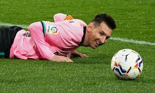 Messi muốn chơi bóng tại Mỹ