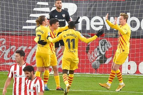 Trước vòng 18 La Liga: Cuộc đua bắt đầu
