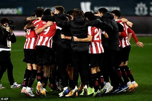 Thua A. Bilbao, Real Madrid lỡ hẹn tại Siêu cúp Tây Ban Nha
