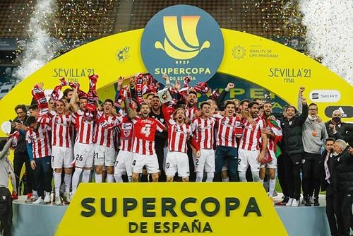 Đả bại Barca, A. Bilbao vô địch Siêu cúp Tây Ban Nha