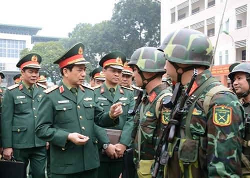 Những nhận thức mới và tư duy mới về quốc phòng Việt Nam cần quán triệt sâu sắc và triển khai thực hiện hiệu quả