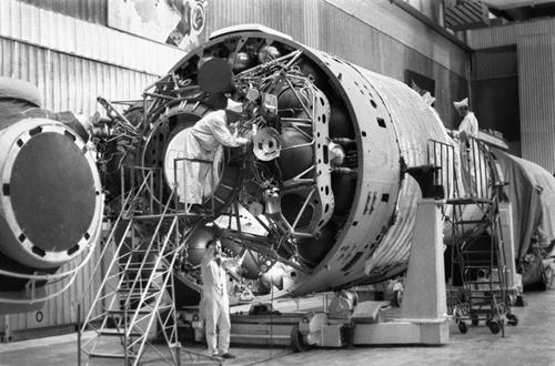10 điều ít biết về trạm vũ trụ đầu tiên trên thế giới