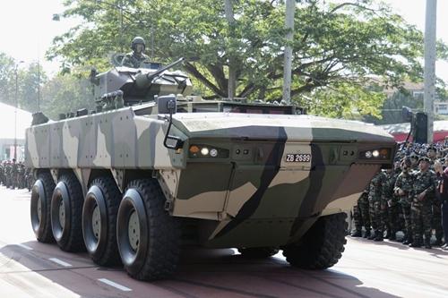 Malaysia quyết tự chủ sản xuất vũ khí và trang bị quân sự