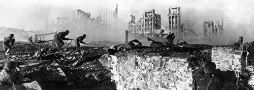 Nhìn lại 5 trận thắng quan trọng của Hồng quân Liên Xô trong Thế chiến II