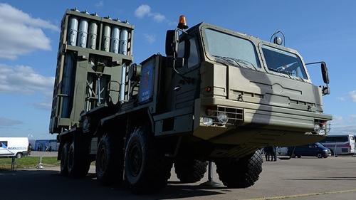 Hệ thống tên lửa S-350 Vityaz: Vũ khí mới tăng cường sức mạnh phòng không biên giới của Nga