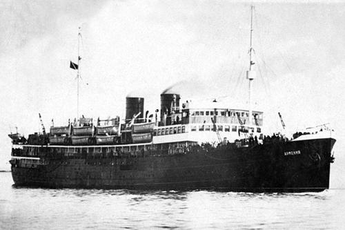 """Bí ẩn vụ tai nạn tàu quân y """"Armenia"""" của Liên Xô"""