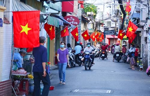 99,38% cử tri tại TP Hồ Chí Minh tham gia bầu cử