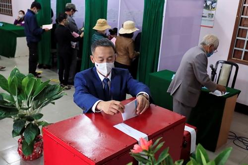 66 người trúng cử đại biểu Hội đồng nhân dân tỉnh Lâm Đồng nhiệm kỳ 2021-2026