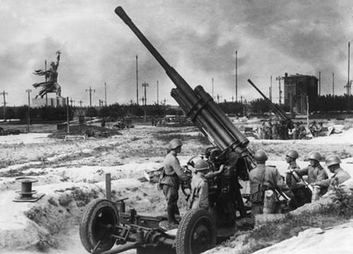 Những mẫu pháo giúp Hồng quân Liên Xô đánh bại phát xít Đức