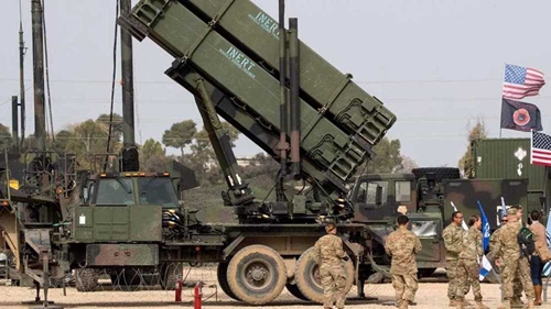 Mỹ tiếp tục giảm quy mô quân sự tại Trung Đông
