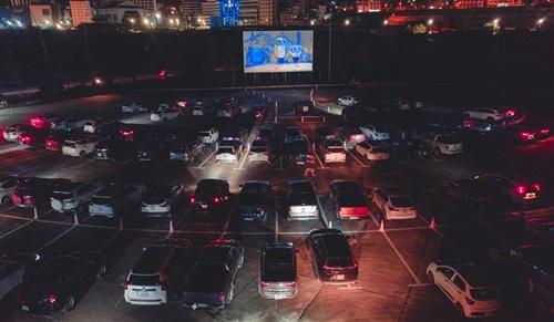 Xem phim tại ô tô - sản phẩm du lịch mới của Quảng Ninh