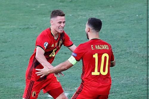 Bồ Đào Nha chia tay Euro 2020 trong nuối tiếc