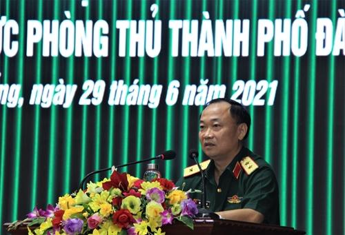 Quân khu 5: Kiểm tra toàn diện công tác chuẩn bị diễn tập khu vực phòng thủ thành phố Đà Nẵng