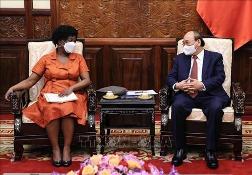 Mong muốn Ngân hàng Thế giới tiếp tục hỗ trợ Việt Nam