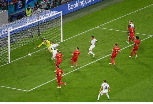 Hạ gục Bỉ, Italia sẽ gặp Tây Ban Nha ở bán kết Euro 2020