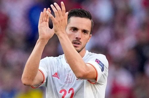Đội tuyển Tây Ban Nha sẽ vắng chân sút chủ lực tại bán kết Euro 2020