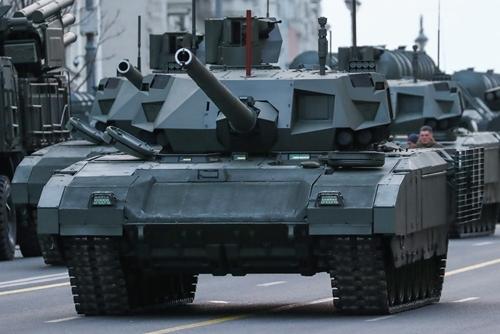 Diện mạo mới xe tăng chủ lực tương lai của quân đội Nga