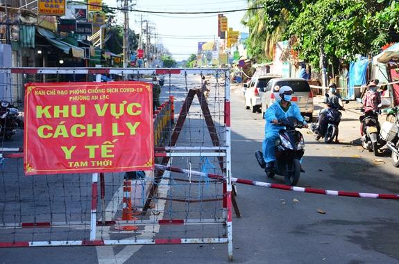 Thành phố Hồ Chí Minh giãn cách toàn thành phố theo Chỉ thị 16 CT-TTg từ 0  giờ ngày 9-7
