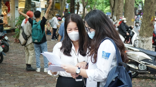 Học sinh Hà Nội chưa trở lại trường vào ngày 10-7