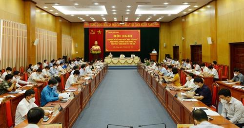Trang nghị quyết giữa vùng dịch nóng bỏng Bắc Giang