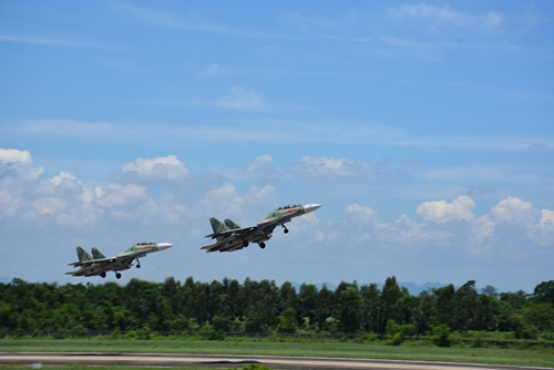 Quân chủng Phòng không - Không quân nỗ lực thực hiện các khâu đột phá để tiến thẳng lên hiện đại