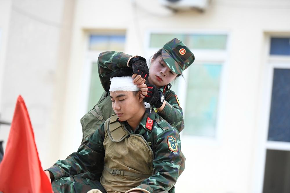 Đây là lần thứ 3 Đội tuyển Quân y QĐND Việt Nam tham gia thi đấu nội dung
