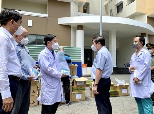 Lãnh đạo Thành phố Hồ Chí Minh kêu gọi người dân thực hiện 8 giải pháp phòng, chống dịch