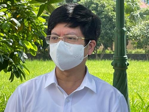 Người dân không nên mua và tích trữ máy thở, khí oxy