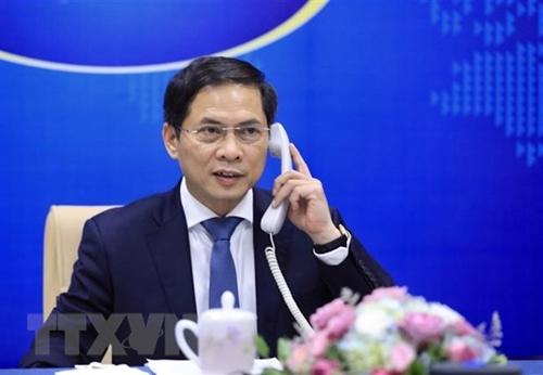 Pháp sẽ thúc đẩy việc cung cấp vaccine cho Việt Nam