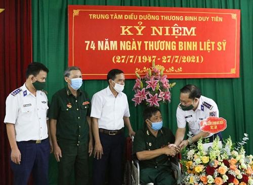 Cảnh sát biển Việt Nam tổ chức nhiều hoạt động tri ân dịp 27-7