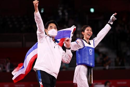 Bảng tổng sắp huy chương Olympic: Đông Nam Á đã có huy chương vàng