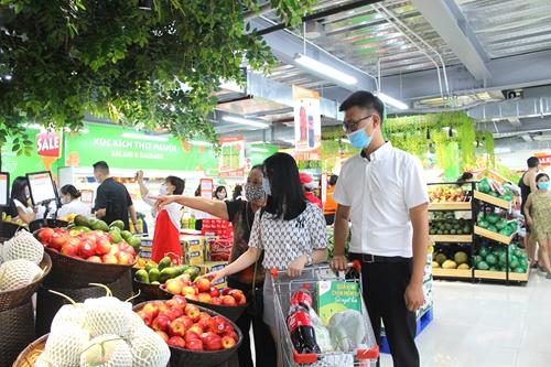 Hà Nội bảo đảm đáp ứng đầy đủ nhu cầu hàng hóa của người dân