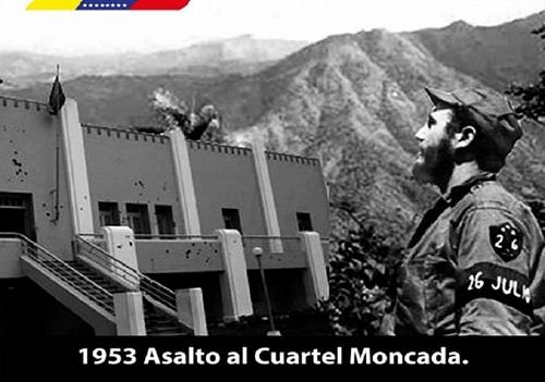 Cuộc tấn công Moncada, 68 năm mở đường và tỏa sáng