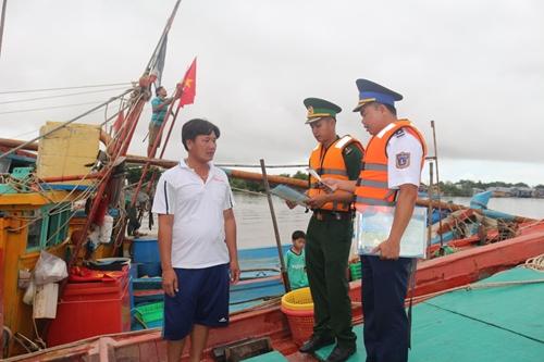 Điểm tựa để ngư dân phát triển kinh tế hợp pháp
