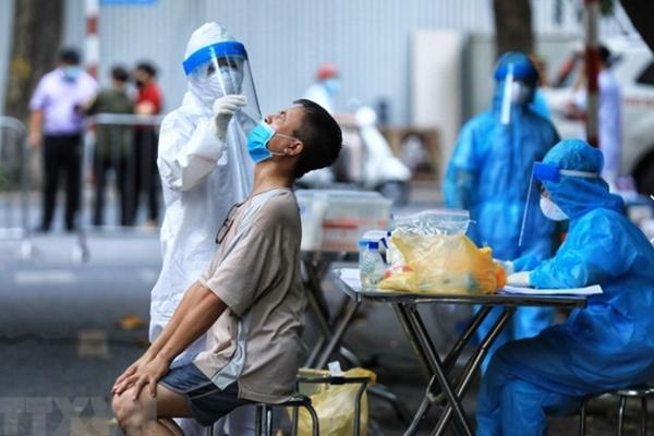 Hà Nội ghi nhận 53 trường hợp dương tính với virus SARS-CoV-2