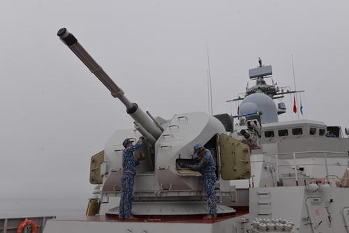 Đội tuyển Hải quân Việt Nam bước vào giai đoạn thực hành huấn luyện tại Liên bang Nga