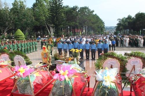 Đồng chí Hà Văn Dung hy sinh tại căn cứ Dương Minh Châu