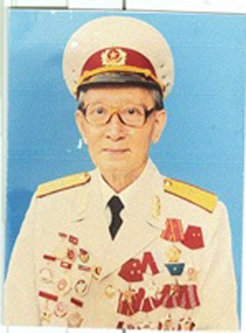 Thiếu tướng, PGS, TS, Thầy thuốc Nhân dân Vũ Trọng Kính từ trần